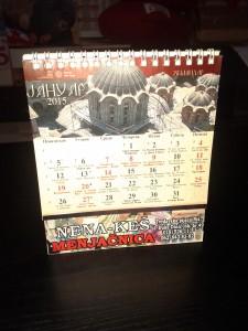 pravoslavni kalendari