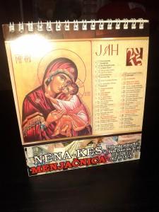 pravoslavni stoni kalendari